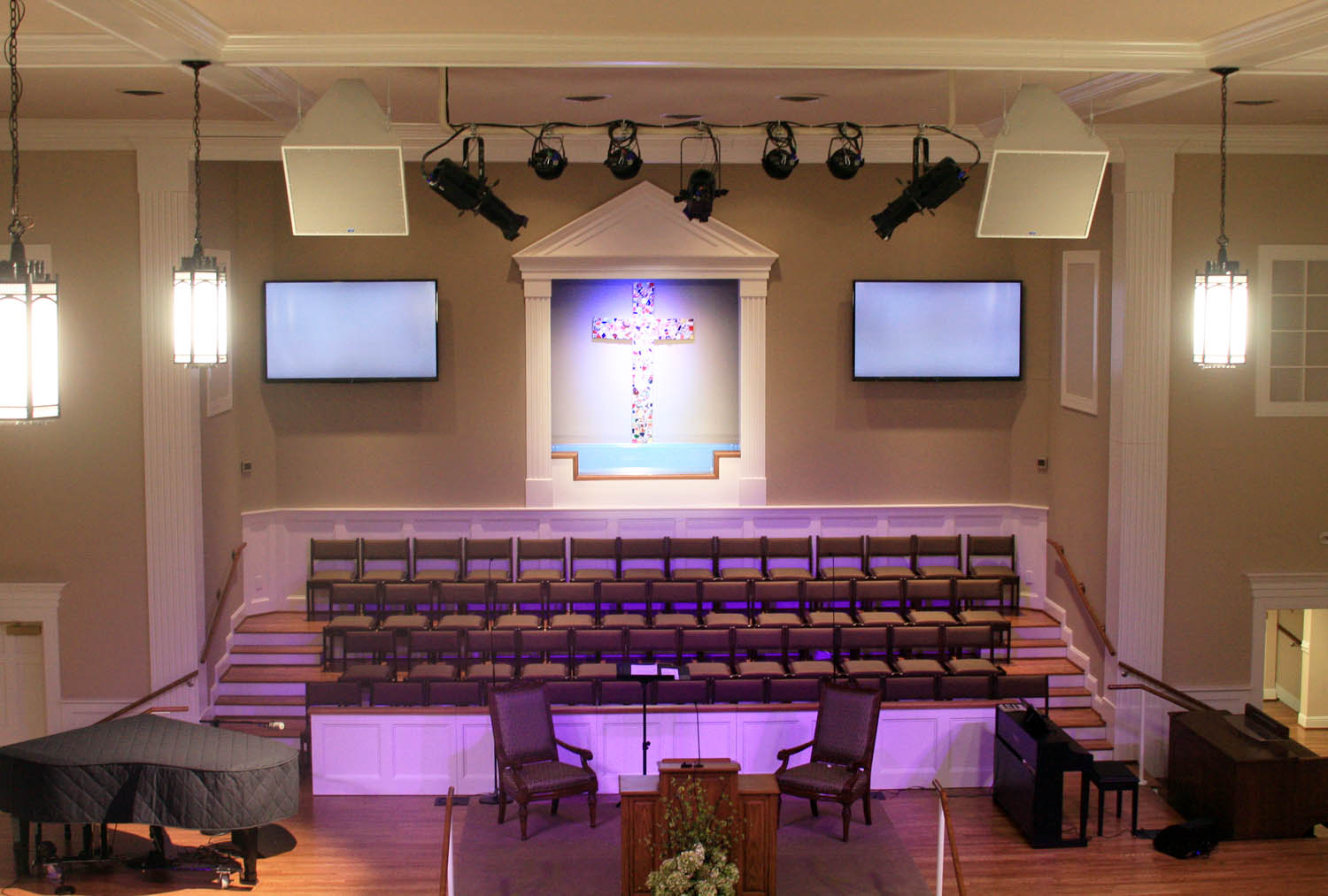 Highland Park Baptist Church Prepares For The Future