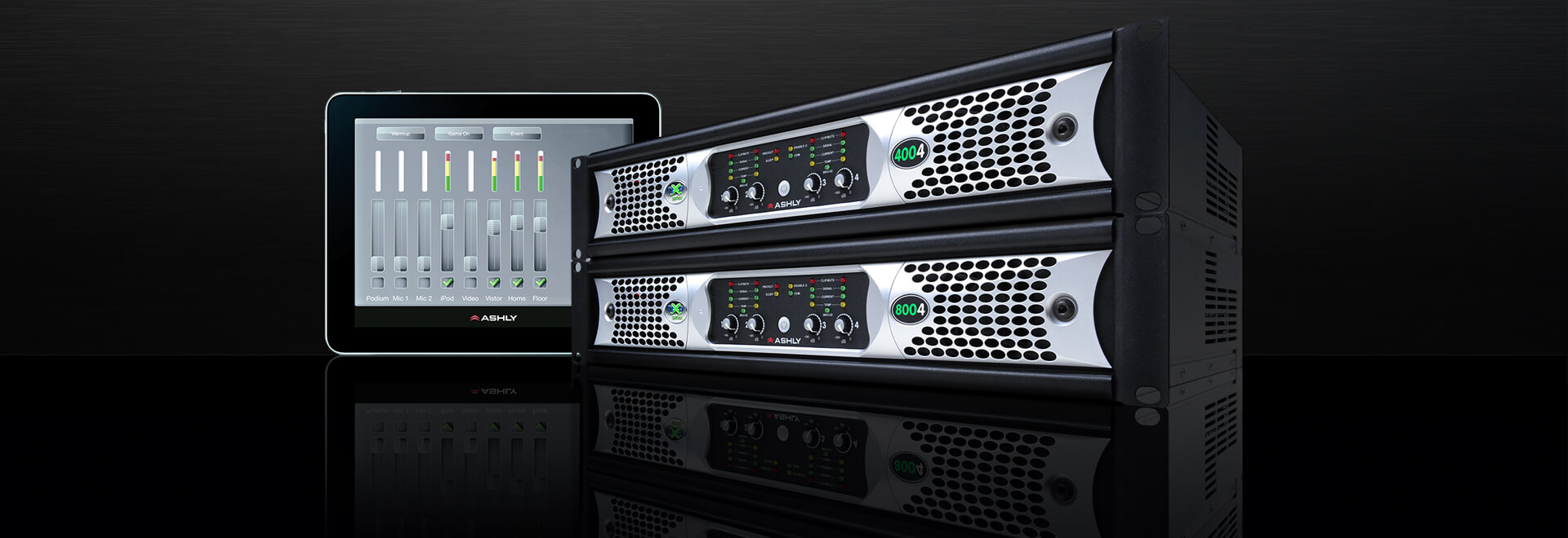 Ashly Audio | World Leader in Signal Processing & Power Amplification
