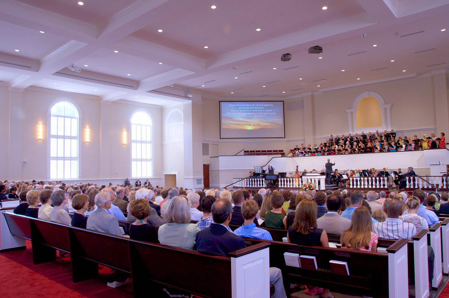 Ashly Maximizes Value For New Christ Baptist Church
