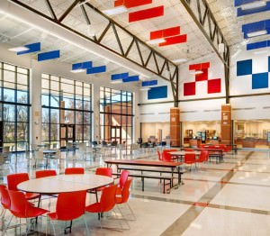 Liberty_HS_Cafeteria