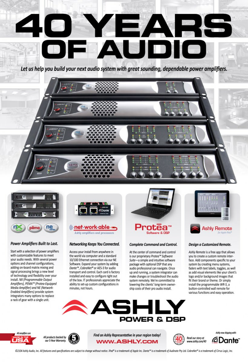 Ashly-40yr-System-Ad